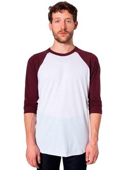 American Apparel - Raglan T-Shirt