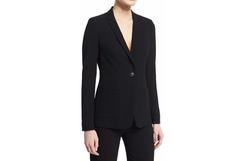 Elie Tahari - Wendy One-Button Jacket