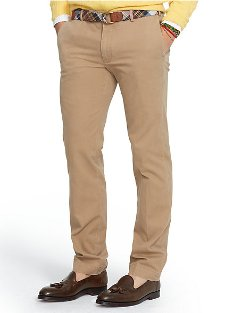 Ralph Lauren - Slim-fit Lightweight Chino
