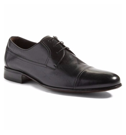 A. Testoni - Cap Toe Derby Shoes
