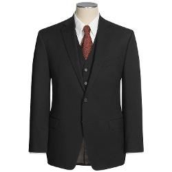 Ralph Lauren  - Solid Wool Suit - 3-Piece