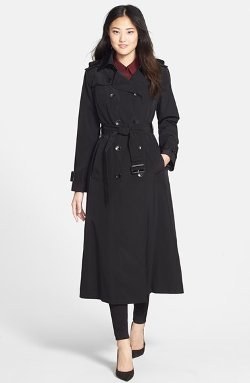 London Fog  - Long Trench Coat