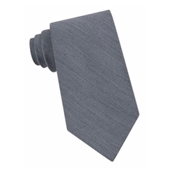 Lord & Taylor The Mens Shop  - Solid Silk-Blend Tie