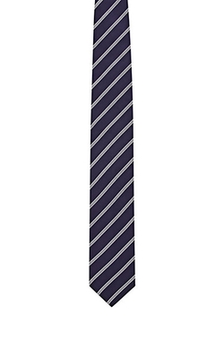 Cifonelli - Diagonal-Striped Necktie