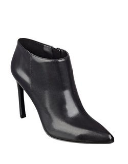 Nine West - Sheelah Leather Ankle Boots