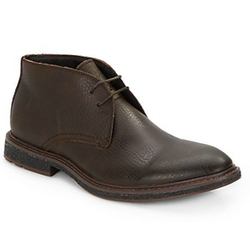 Vince Camuto  - Armond Leather Chukka Boots