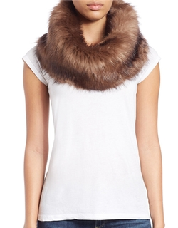Collection 18 - Faux Fur Scarf