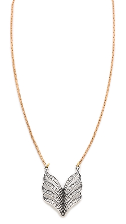 Lulu Frost - Symmetry Pendant Necklace