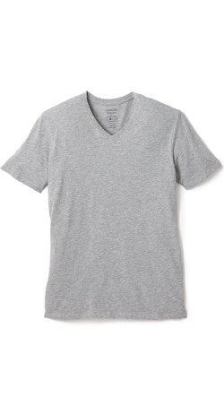 Vince -  V Neck T-Shirt
