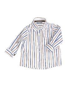 Gianbù Bebè  - Stripe Button Down Shirt