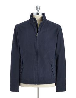 BLACK BROWN 1826  - Baracuda Short Jacket