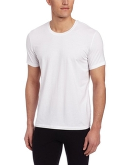 Boss Hugo Boss  - Balance Pima Cotton Modal Crew Neck T-Shirt