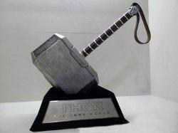 Super Dolls - Mjolnir Thor Hammer
