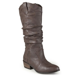Journee Collection - Slouch Boots