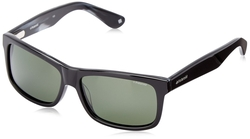 Polaroid - Polarized Rectangular Sunglasses