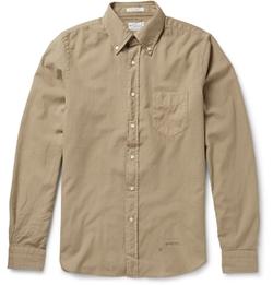 Gant Rugger - Brushed-Cotton Oxford Shirt