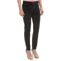 Christopher Blue  - Kristin Velveteen Ankle Pants