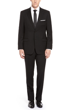 Boss - Super 100 Virgin Wool Suit