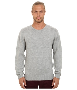 Publish  - Neil 6 Gauge Knitted Crew Neck Sweater
