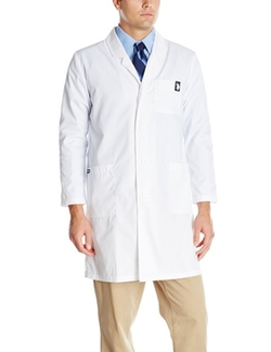 U.S. Polo Assn.  - Notched Collar Lab Coat