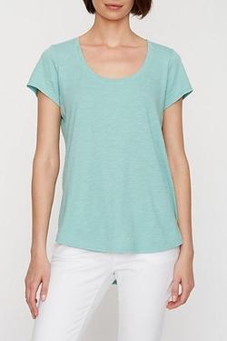 Eileen Fisher - Scoop Neck T-Shirt