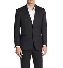 Corneliani  - Virgin Wool Suit Jacket