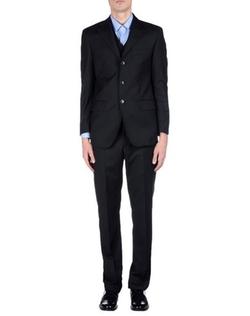 Tiziano Reali - Three Piece Stripe Suit