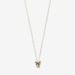 Steven Alan - Muse Pearl Charm Necklace