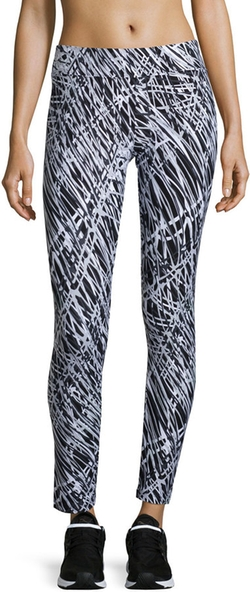 Marc NY Performance  - Abstract-Print Activewear Leggings