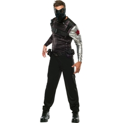 Morphsuits - Winter Soldier Costume