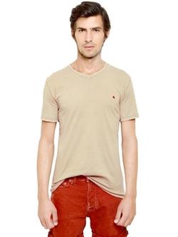 Cycle - Basic Cotton Jersey T-Shirt