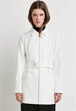 Forever 21 - Belted Trench Jacket