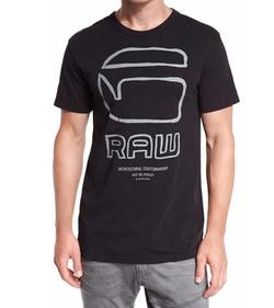 G Star - Ocat Logo-Print T-Shirt