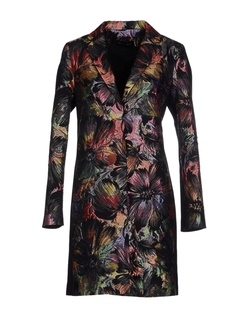 Paola Frani - Full Length Floral Jacket