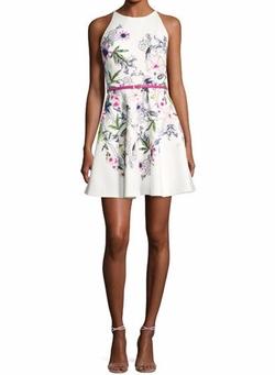 Ted Baker London  - Samm Passion Floral-Print Skater Dress