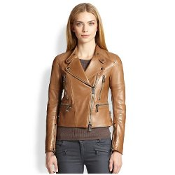 Belstaff  - Hackthorn Leather Moto Jacket