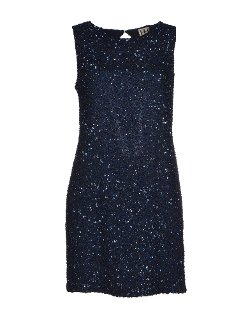 Haute Hippie  - Sequin Short Dress