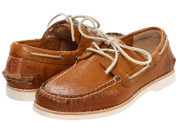 Frye Kids - Traditional Sully Boat Shoes