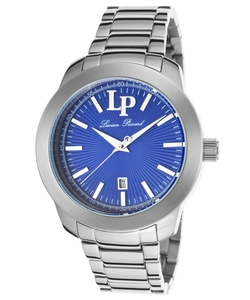 Lucien Piccard - Belle Etoile Stainless Steel Blue Dial Watch