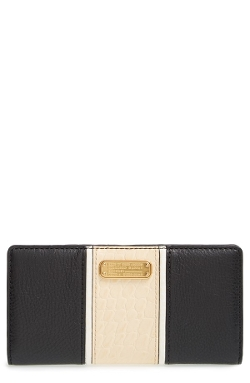Marc by Marc Jacobs - Croc Embossed Leather Wallet