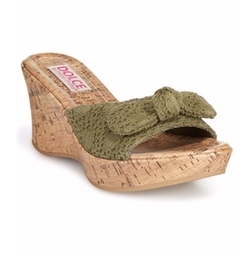Mojo Moxy - Dolce By Piper Platform Wedge Sandals