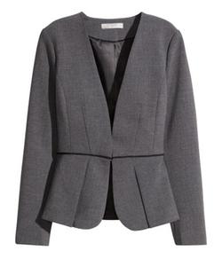 H&M - Peplum Jacket