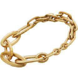 Sidney Garber  - Gold Tivoli Twin Bracelet