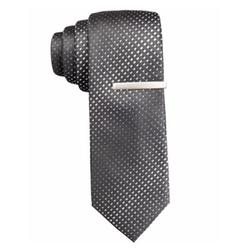 Alfani - Mars Dot Skinny Tie