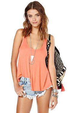 Nasty Gal  - Crossfire Tank