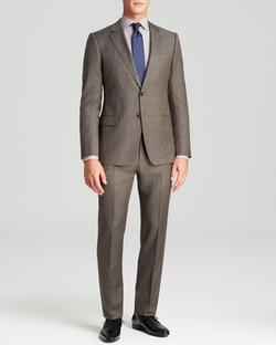 Armani Collezioni - Abito Textured Suit
