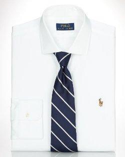 Ralph Lauren - Slim-Fit Estate Dress Shirt