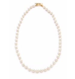 Kenneth Jay Lane  - Imitation Pearl Necklace