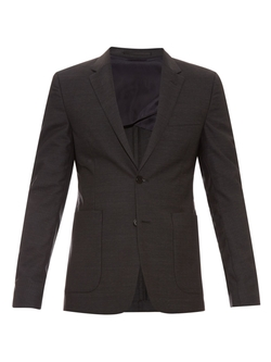 Acne Studios - Stan Check Wool Blazer
