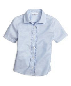 Brooks Brothers - Short-Sleeve Oxford Shirt